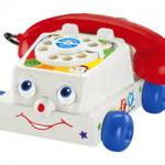 Souvenir du téléphone Fisher Price