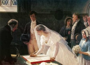 peinture Edmund Blair Leigton
